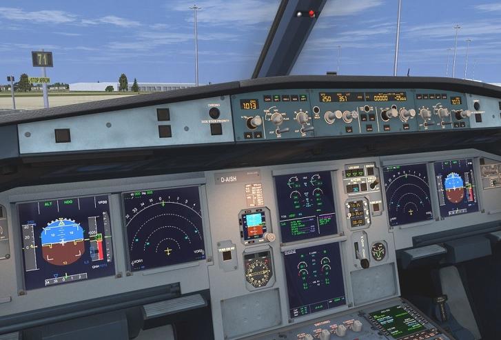 AS Airbus X released   @FlyEm